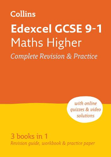 Edexcel GCSE Maths Higher All-in-One Revision and Practice - Collins GCSE 9-1 Revision (Paperback)
