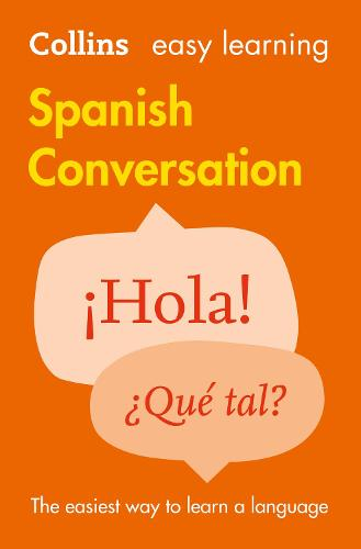 Easy Learning Spanish Conversation (Paperback)