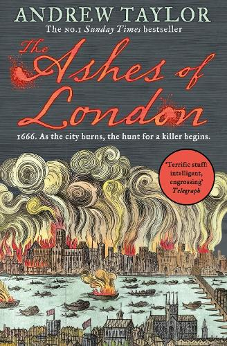 The Ashes of London - James Marwood & Cat Lovett 1 (Paperback)