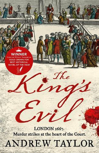 The King's Evil - James Marwood & Cat Lovett 3 (Paperback)