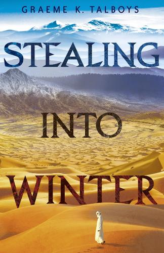 Stealing Into Winter - Shadow in the Storm 1 (Paperback)