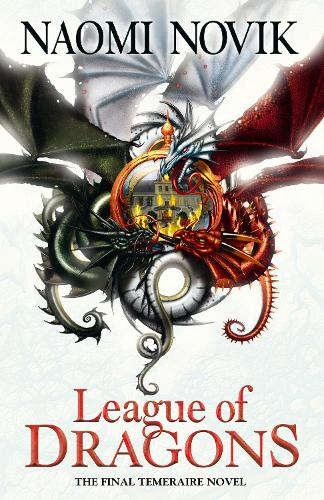 League of Dragons - The Temeraire Series 9 (Paperback)