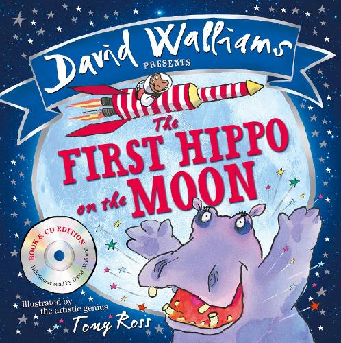 Image result for the first hippo on the moon