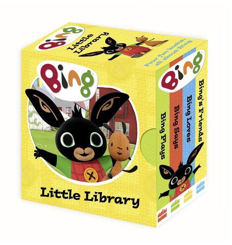 Bing's Little Library - Bing (Board book)
