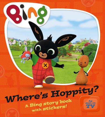 Where's Hoppity? - Bing