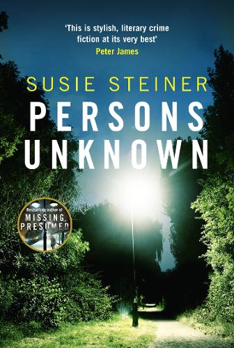 Persons Unknown - A Manon Bradshaw Thriller (Hardback)