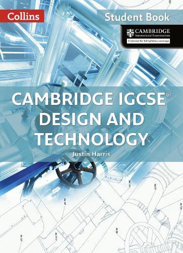 Cambridge IGCSE (TM) Design and Technology Student's Book - Collins Cambridge IGCSE (TM) (Paperback)