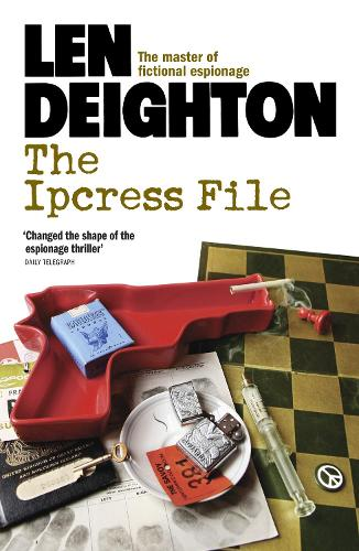 The Ipcress File (Paperback)