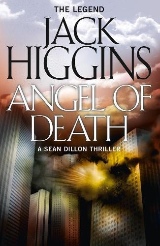Angel of Death - Sean Dillon Series 4 (Paperback)