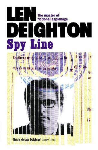 Spy Line (Paperback)