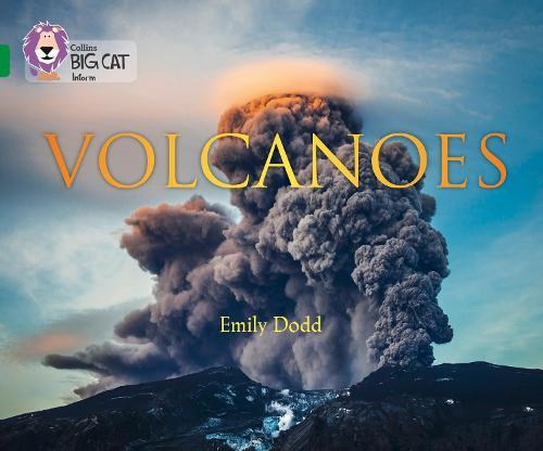 Volcanoes: Band 15/Emerald - Collins Big Cat (Paperback)