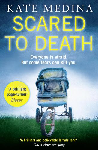 Scared to Death - A Jessie Flynn Crime Thriller Book 2 (Paperback)