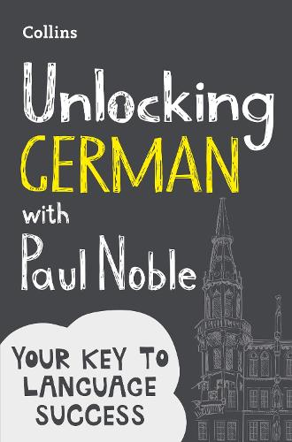 Unlocking German with Paul Noble (Paperback)
