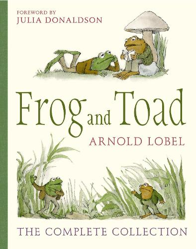 Frog and Toad: The Complete Collection - Frog and Toad (Hardback)
