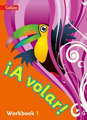 A volar Workbook Level 1: Primary Spanish for the Caribbean (Paperback)