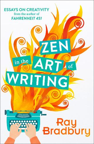 Cover of the book, Zen in the Art of Writing.