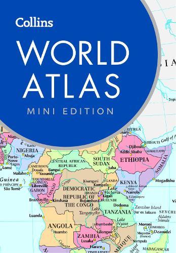 Collins World Atlas: Mini Edition (Paperback)
