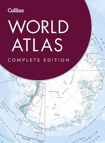 Collins World Atlas: Complete Edition (Hardback)