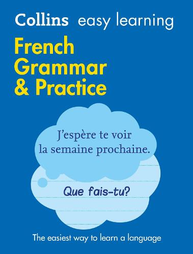 Easy Learning French Grammar and Practice (Paperback)