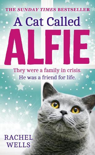 A Cat Called Alfie (Hardback)