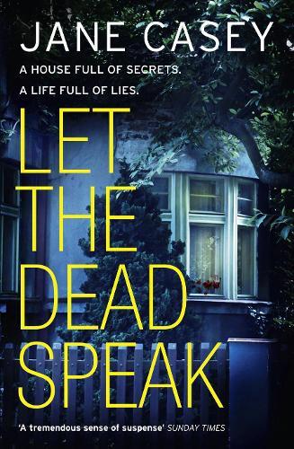 Let the Dead Speak - Maeve Kerrigan 7 (Hardback)