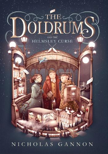 The Doldrums and the Helmsley Curse - The Doldrums 2 (Hardback)