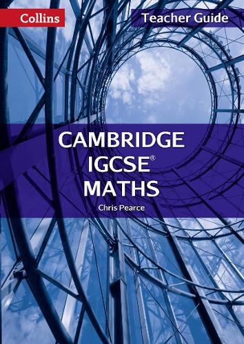 Cambridge IGCSE Maths Teacher Guide - Collins Cambridge IGCSE (Spiral bound)