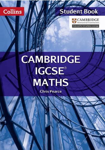 Cambridge IGCSE Maths Student Book - Collins Cambridge IGCSE (Paperback)