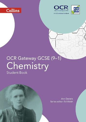 OCR Gateway GCSE Chemistry 9-1 Student Book - GCSE Science 9-1 (Paperback)