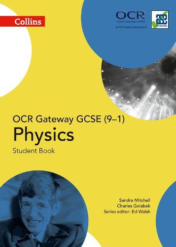 OCR Gateway GCSE Physics 9-1 Student Book - GCSE Science 9-1 (Paperback)