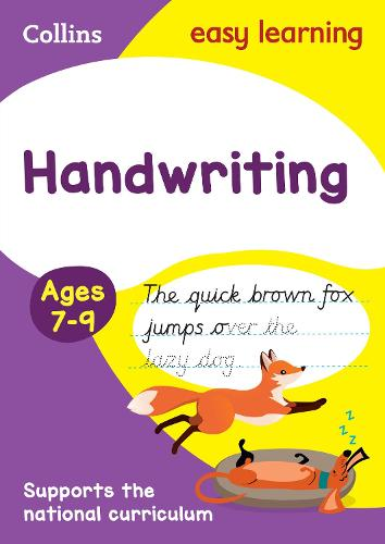 Handwriting Ages 7-9: New edition - Collins Easy Learning KS2 (Paperback)