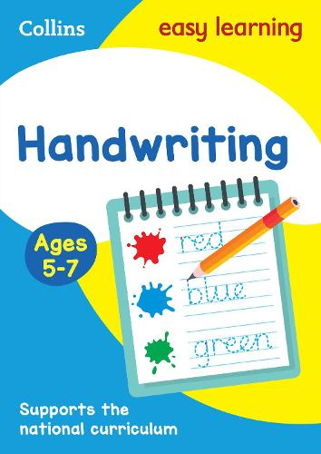Handwriting Ages 5-7 - Collins Easy Learning KS1 (Paperback)