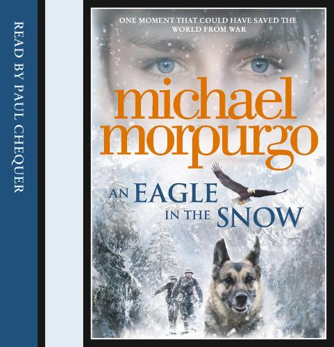 An Eagle in the Snow (CD-Audio)