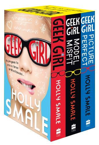 Box of Geek: Geek Girl Books 1-3 (Geek Girl, Model Misfit and Picture Perfect) - Geek Girl (Paperback)