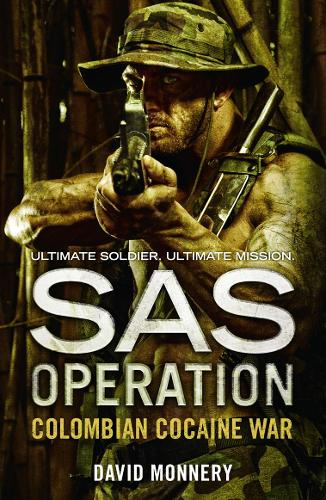 Colombian Cocaine War - SAS Operation (Paperback)