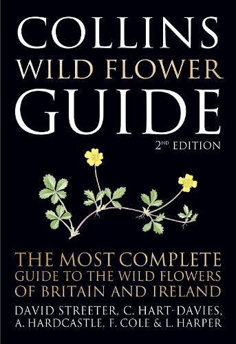 Collins Wild Flower Guide (Paperback)