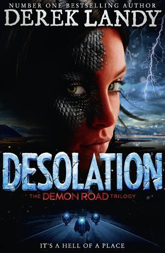 Desolation - The Demon Road Trilogy 2 (Hardback)