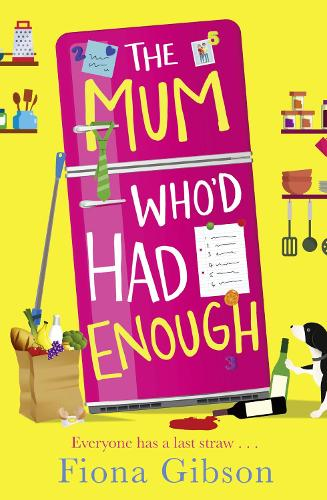 The Mum Who'd Had Enough (Paperback)