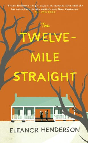 The Twelve-Mile Straight (Hardback)