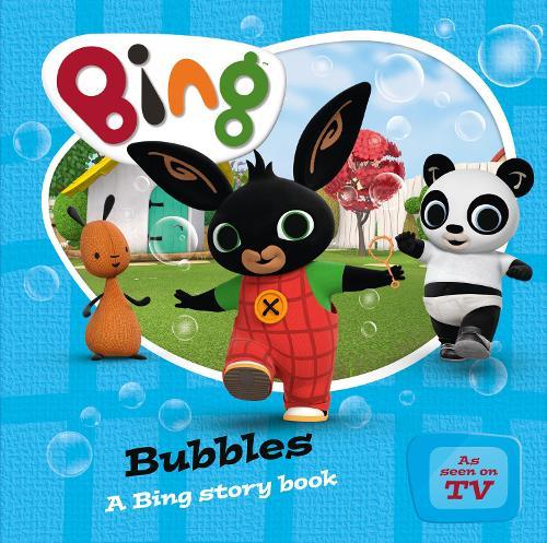 Bubbles - Bing (Board book)