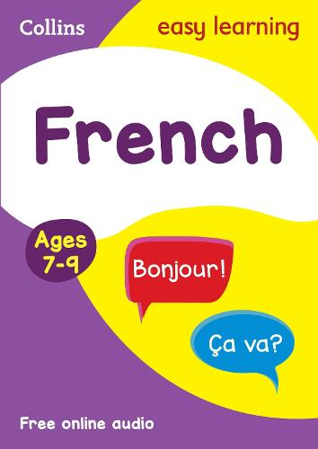 French Ages 7-9: Ideal for Home Learning - Collins Easy Learning Primary Languages (Paperback)