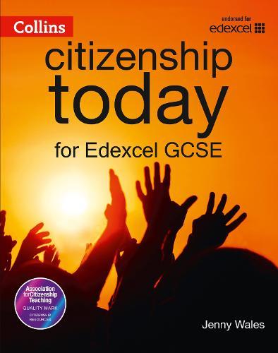 Edexcel GCSE Citizenship Student's Book 4th edition - Collins Citizenship Today (Paperback)