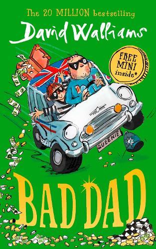 Bad Dad (Hardback)