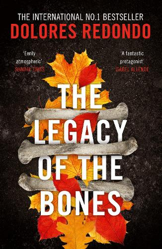 The Legacy of the Bones - The Baztan Trilogy 2 (Paperback)