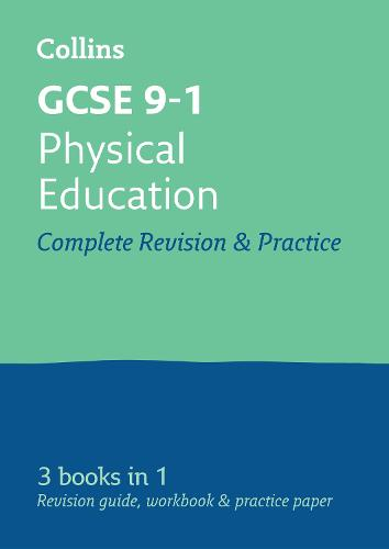 GCSE 9-1 Physical Education All-in-One Revision and Practice - Collins GCSE 9-1 Revision (Paperback)