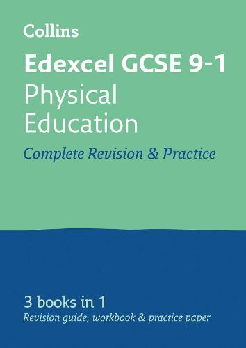 Edexcel GCSE 9-1 Physical Education All-in-One Revision and Practice - Collins GCSE 9-1 Revision (Paperback)