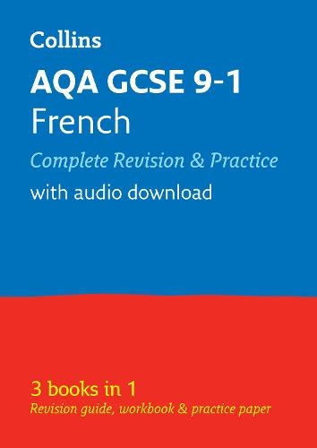 AQA GCSE 9-1 French All-in-One Revision and Practice - Collins GCSE 9-1 Revision (Paperback)