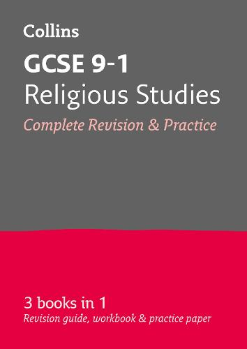 GCSE 9-1 Religious Studies All-in-One Revision and Practice - Collins GCSE 9-1 Revision (Paperback)