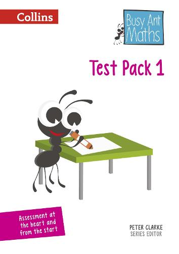 Test Pack 1 - Busy Ant Maths (Paperback)