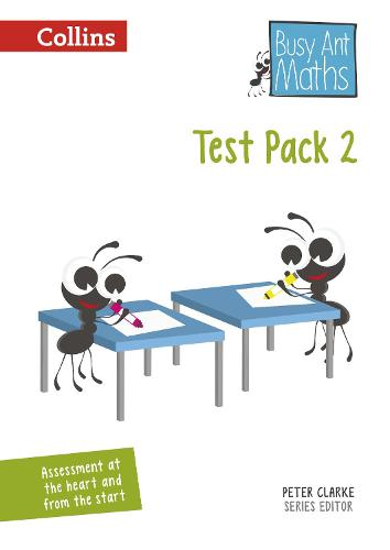 Test Pack 2 - Busy Ant Maths (Paperback)